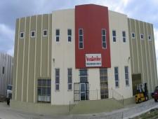 Фабрика в Чорлу