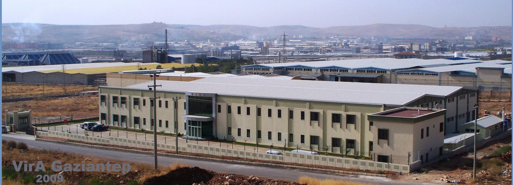Gaziantep Factory